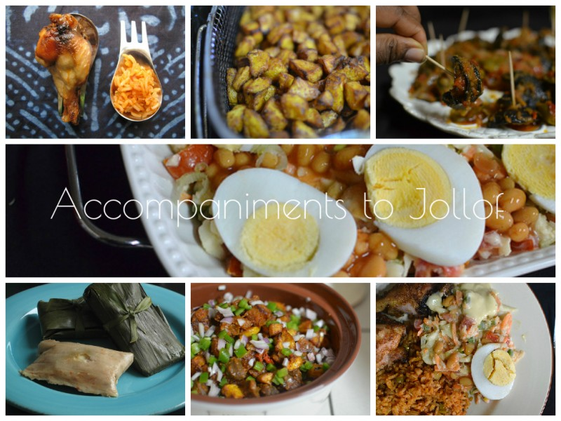 Five Approved (Somewhat Essential) Sides for Jollof Rice